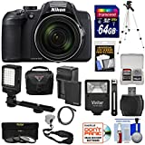Best Nikon Batteries For Flashes - Nikon Coolpix B700 4K Wi-Fi Digital Camera Review