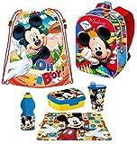 29691d07a5 Mickey Mouse Topolino Disney in 3D zainetto Zaino, Sacca Sport, Porta  Merenda Scuola Asilo
