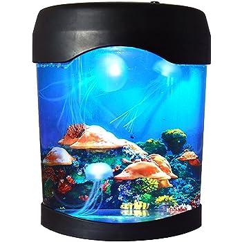 Jellyfish Water Ball Tropical Fish Aquarium Tank Mesmerising