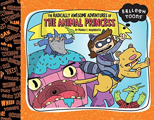 e Adventures of the Animal Princess (Balloon Toons) ()