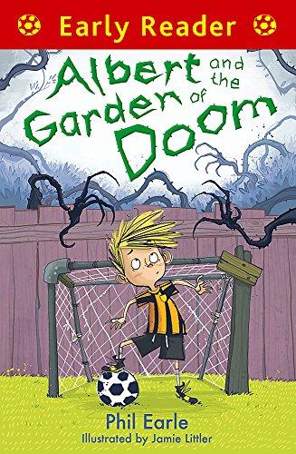 Albert and the Garden of Doom (Early Reader) por Phil Earle
