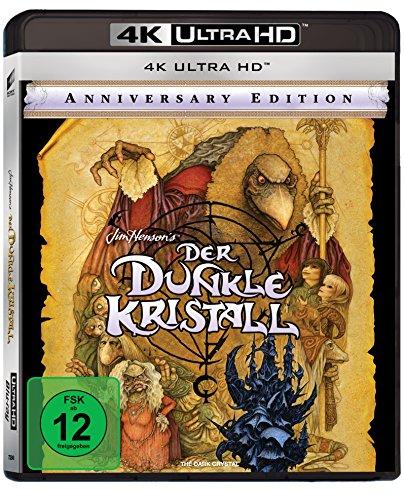 Der dunkle Kristall - 4k Ultra HD Blu-ray