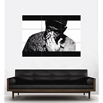 bf3bba01e866 TRAVIS SCOTT Astroworld PHOTO Print POSTER Welcome To Rodeo Birds In ...