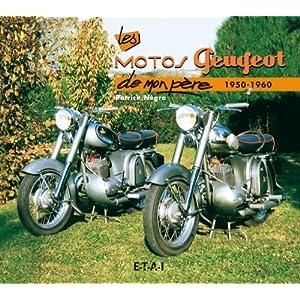 Les motos Peugeot : 1950-1960