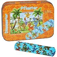 Unbekannt Kinderpflaster / Pflaster in Metall Box mit verschiedenen Motiven - Pflasterbox Dose bunt - für Kinder... preisvergleich bei billige-tabletten.eu