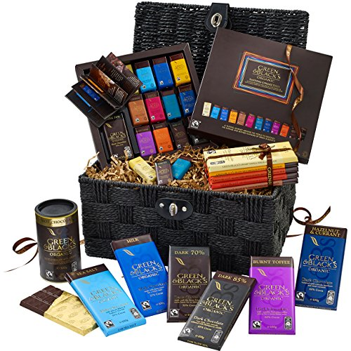 Green & Black's Chocolate Hamper Basket