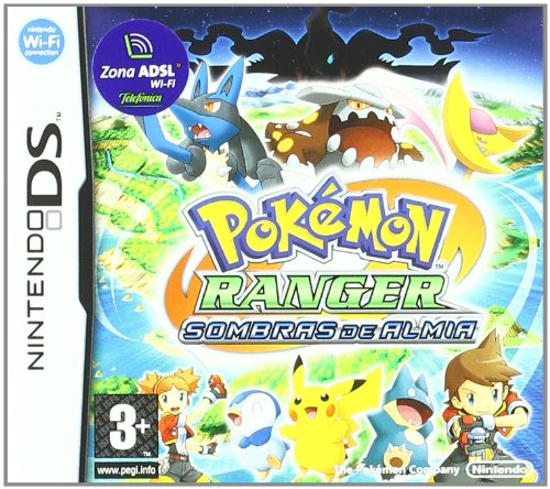 Pokemon Ranger: Shadows of Almia