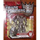 Transformers: Revenge of the Fallen - Articulated Key Chain - Megatron by Transformers