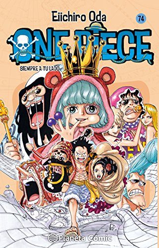 One Piece 74 por Eiichiro Oda