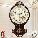 European Swing Wall Clock Vintage High-End Modern Living - Best Reviews Guide
