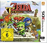 The Legend of Zelda: TriForce Heroes - [3DS] - 61Da89kymlL - The Legend of Zelda: TriForce Heroes – [3DS]