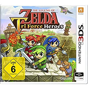 The Legend of Zelda: TriForce Heroes – [3DS]