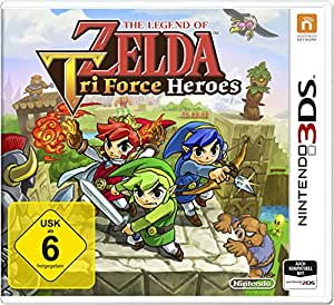 The Legend of Zelda: TriForce Heroes - [3DS]