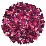 #2: The Indian Chai - Rose Petals Sun Dried 50g | Herbal Tea | Rose Tea | Flower | Decaffeinated | Good for Hair & Skin