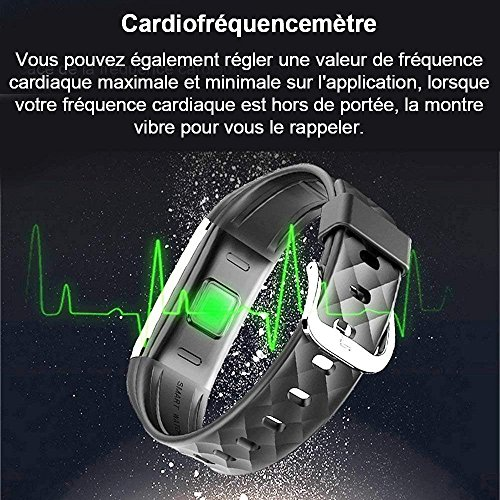 Zoom IMG-3 willful activity fitness tracker cardio