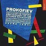 Prokofieff: Kantate zum 20. Jahrestag der Oktoberrevolution/+