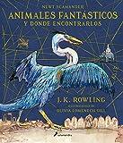ANIMALES FANTÁSTICOS - ILUSTRADO (Juvenil)