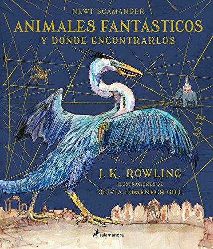 ANIMALES FANTÁSTICOS - ILUSTRADO Juvenil
