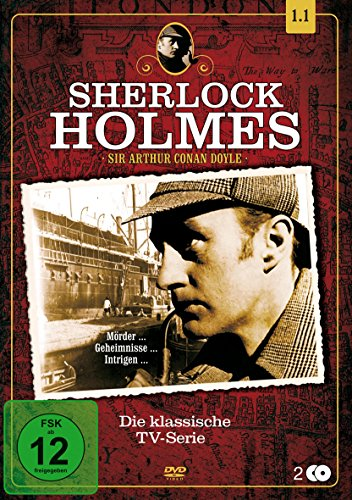 Sherlock Holmes - Die klassische TV-Serie 1.1 [2 DVDs]