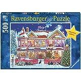 Ravensburger 14769 - Das Weihnachtshaus Puzzle