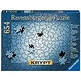 Ravensburger 159642 Krypt Puzzel Silver - Legpuzzel - 654 Stukjes
