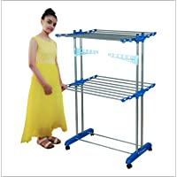 Mega stand Stainless Steel Cloth Drying Stand