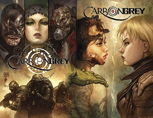 Carbon Grey Volume 3: Mothers of the Revolution by Paul Gardner (2014-09-23)