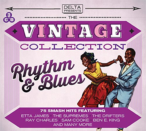 The Vintage Collection - Rhythm & Blues England Blue Music Box