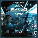 Pegasus Spiele 57010G Captain Sonar, Brettspiel