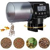 Petacc Mangiatoia Automatica Acquario, Distributori Automatici di Cibo per Pesci, Programmabile Alimentatore Automatico di Pe