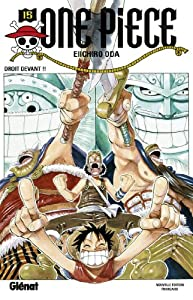 One Piece Edition originale Droit devant !!