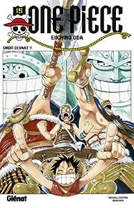 One Piece Edition originale Droit devant !!