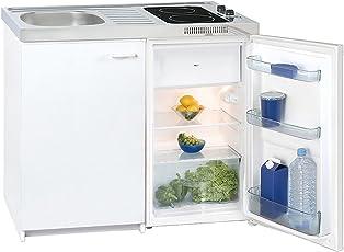 Mini Küchenblock Mit Kühlschrank : Amazon mini küchen