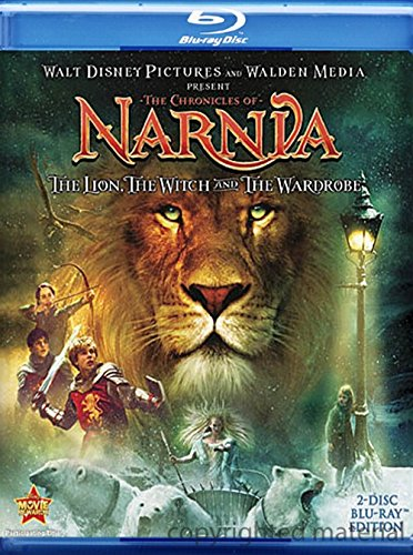 The Chronicles of Narnia: The Lion, the Witch and the Wardrobe - 2 Disc Edition (Uncut) [Blu-ray] (2005) | Includes Slipcover | Imported from USA | Region Free | 143 min | Disney / Buena Vista | Adventure Family Fantasy | Director: Andrew Adamson | Starring: Tilda Swinton, Georgie Henley, William Moseley