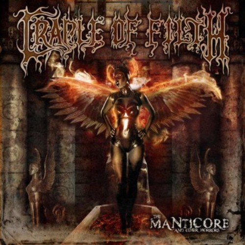 Cradle of Filth: The Manticore and Other Horrors (Audio CD)