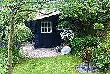 Gartenhaus / Blockhütte Fonteyn Heleen Satteldach 300x200 cm unbehandelt