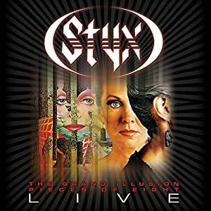 The Grand Illusion+Pieces of Eight Live