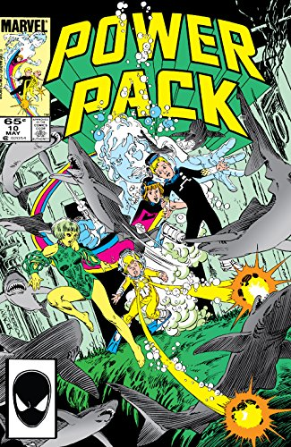 Power Pack (1984-1991) #10 (English Edition) eBook: Louise ...