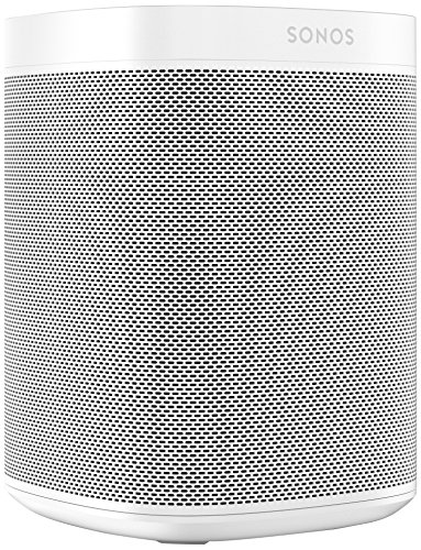 Sonos One - Voice Controlled Smart Speaker with Amazon Alexa Built In (White)