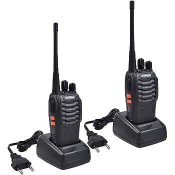 upgrow 2x baofeng bf 888s funkger te set walkie talkie. Black Bedroom Furniture Sets. Home Design Ideas