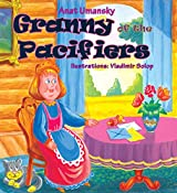 Children's books: Granny of the Pacifiers; (New experience for kids to give  away their pacifiers by  developing Social skills and Values)  Preschool books ... books collections Book 2) (English Edition)
