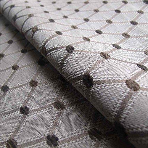 Berkeley Sofa (Berkeley 'Torf Typ': Braun flat-weave Polster Sofa Kissen aus flammhemmendem Material aus loome Stoff 10 x 14 cm sample Berkeley 'Peat Pattern' : Brown)