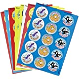 Stinky Stickers Variety Pack, Positive Words, 300/Pack, Sold as 1 Package