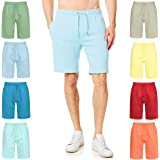 Ript Essentials by Ript Performance RCSHO765 Mens Soft Touch Loungewear Sweatpants Joggers Jog Shorts