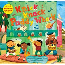 Knick Knack Paddy Whack Book & CD (A Barefoot Singalong)