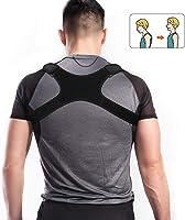 Charminer Haltungstrainer,Geradehalter zur Haltungskorrektur Rückentrainer Schulter Rückenstütze,Schultergurt gegen...