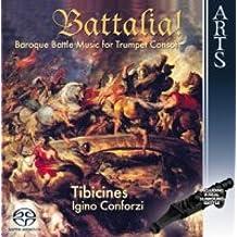 Battalia-Baroque Music for Tru
