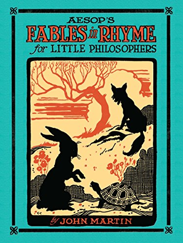 Aesop's fables in rhyme