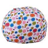 Stofftier Kuscheltiere Aufbewahrung Aufbewahrungstasche Sitzsack Kinder Soft Pouch Stoff Stuhl (One Size, G)