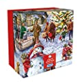Gibsons A White Christmas Jigsaw Puzzle, 500 piece